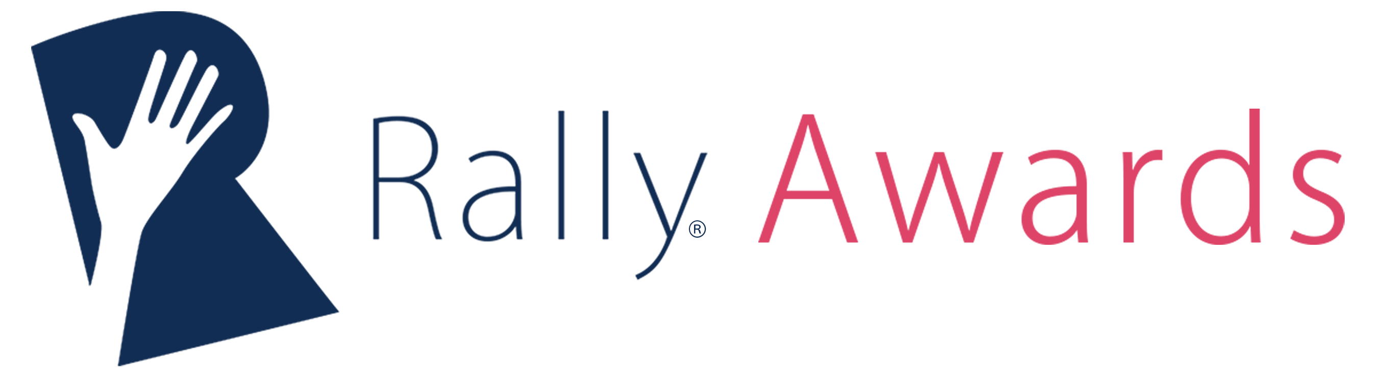 Rally Awards logo